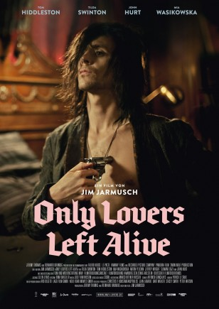 Only Lovers Left Alive Poster 01