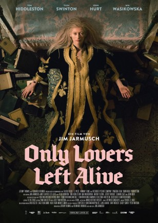 Only Lovers Left Alive Poster 02