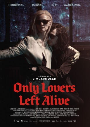 Only Lovers Left Alive Poster 03