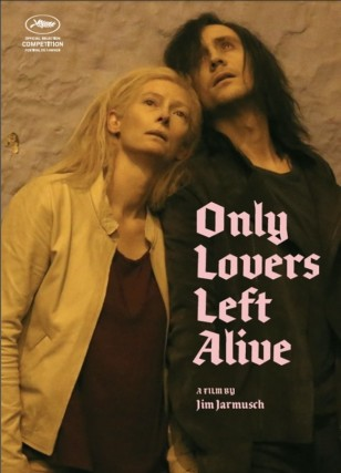 Only Lovers Left Alive Poster 04