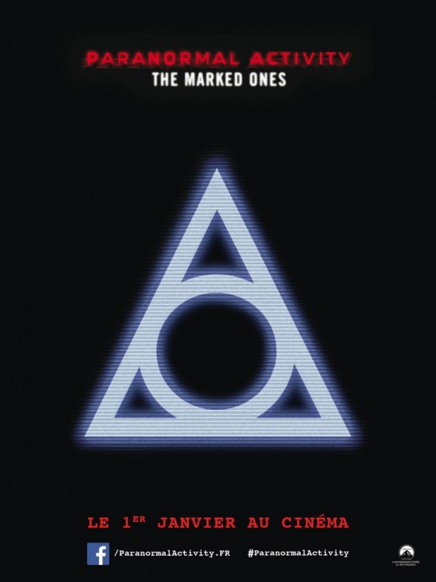 Paranormal Activity The Marked Ones Poster 01