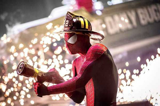 THE AMAZING SPIDER-MAN 2 Image 01