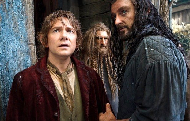 THE HOBBIT THE DESOLATION OF SMAUG Images