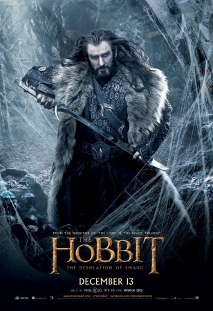 THE HOBBIT THE DESOLATION OF SMAUG Poster 02