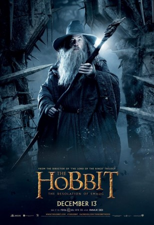 THE HOBBIT THE DESOLATION OF SMAUG Poster 04