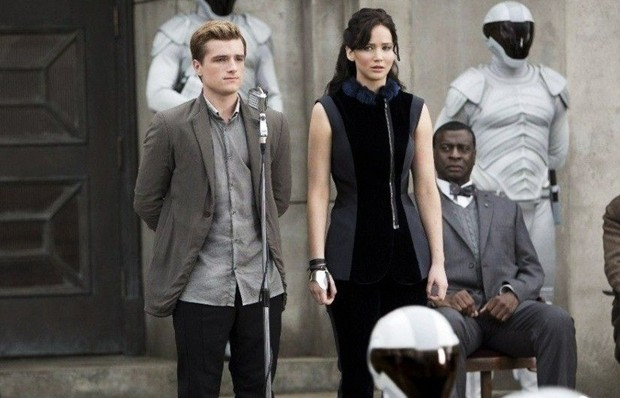 THE HUNGER GAMES CATCHING FIRE Image