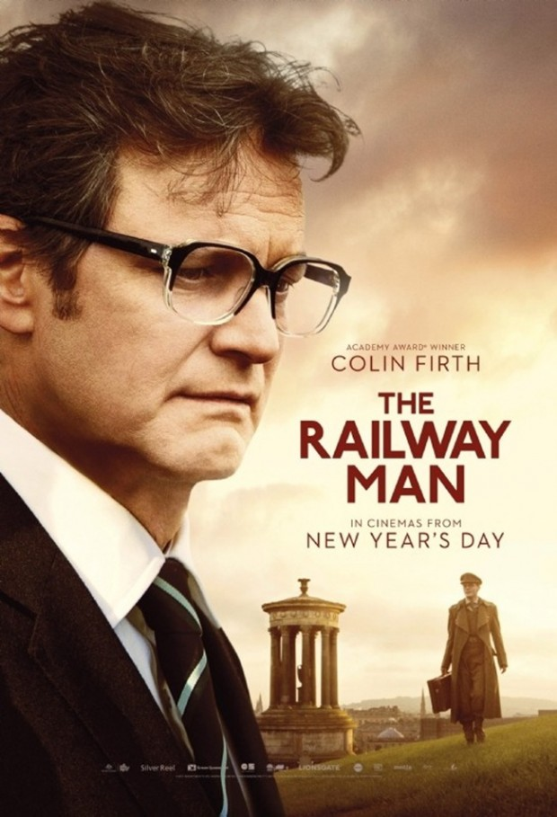 THE RAILWAY MAN Character Poster 01