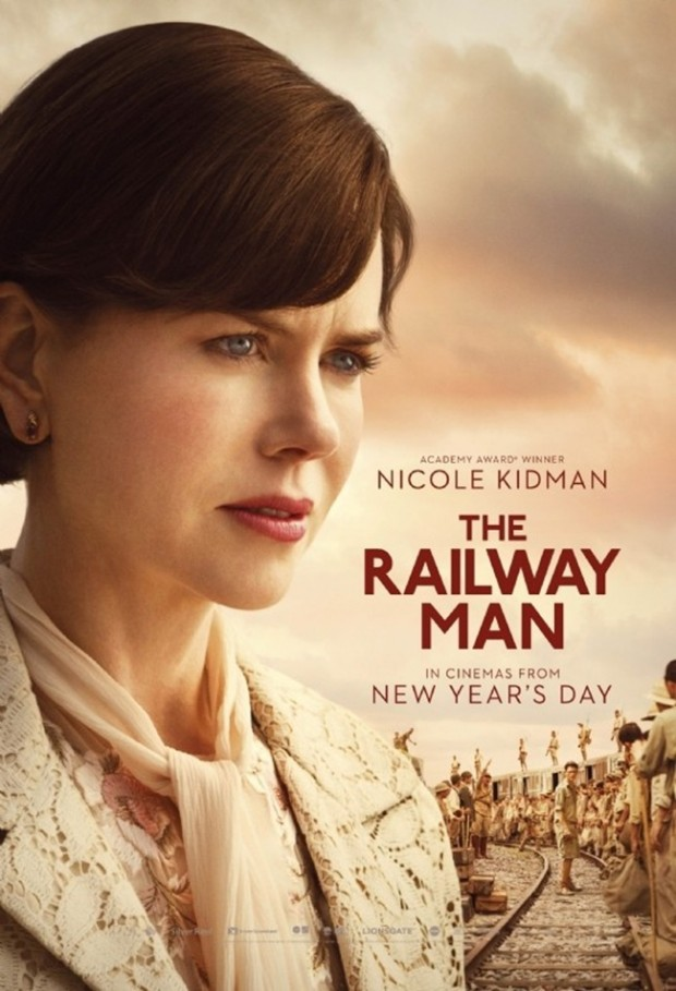 THE RAILWAY MAN Character Poster 02
