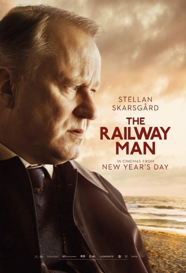 THE RAILWAY MAN Character Poster 03
