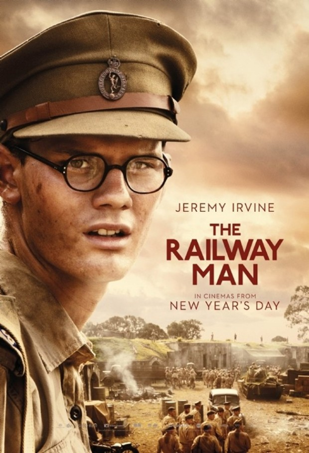 THE RAILWAY MAN Character Poster 04