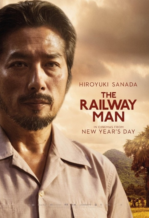 THE RAILWAY MAN Character Poster 05
