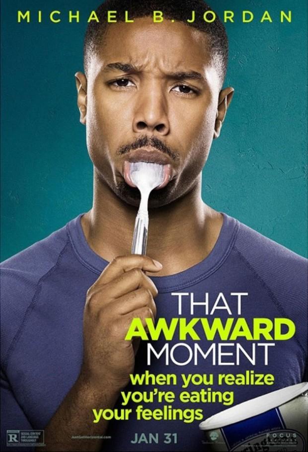 That Awkward Moment Poster Michael B. Jordan