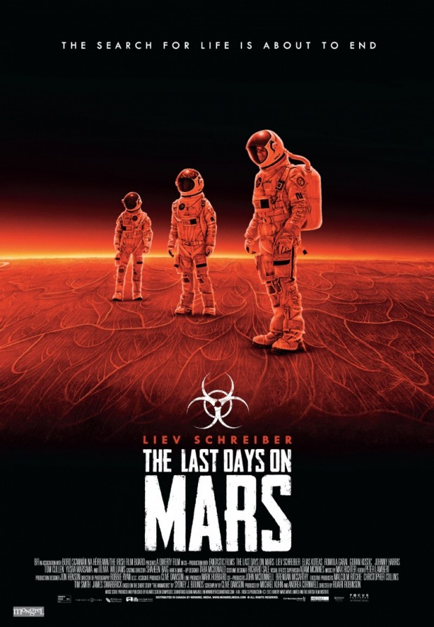 The Last Days on Mars Poster 01