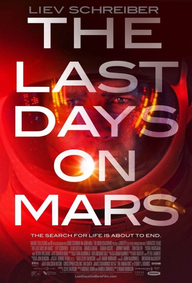 The Last Days on Mars Poster 02