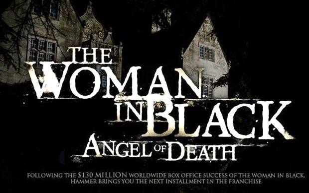 The Woman In Black Angel Of Death Images