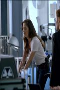 Minka Kelly - Photos From Almost Human S1E3
