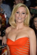 Elizabeth Banks The Hunger Games: Catching Fire Premiere in LA