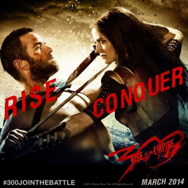 300 Rise Of An Empire Promo Image