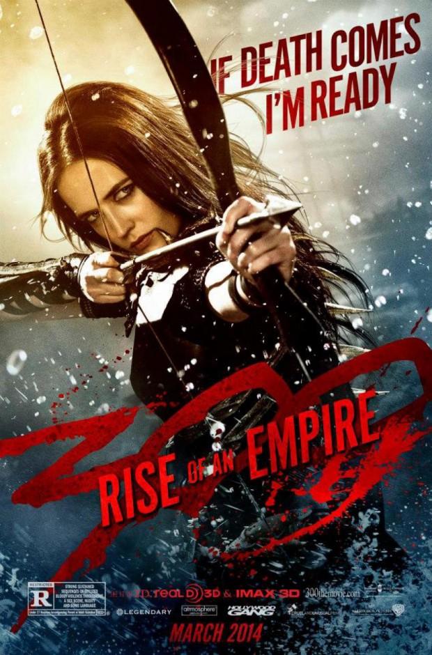 300 _Rise_of_an_Empire_Eva Green Poster