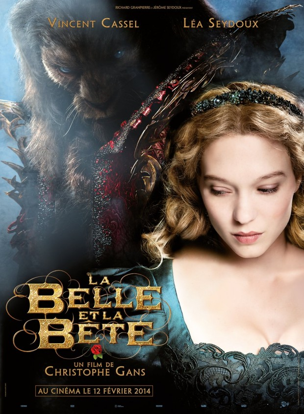 Beauty and the Beast 2014 Movie Poster