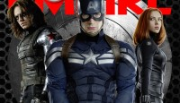 Captain America The Winter Soldier Empire Covers