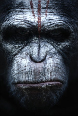 Dawn of the Planet of the Apes Poster 03