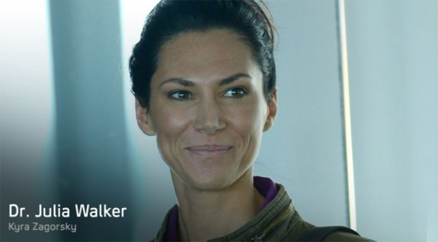 Dr. Julia Walker (Kyra Zagorsky)