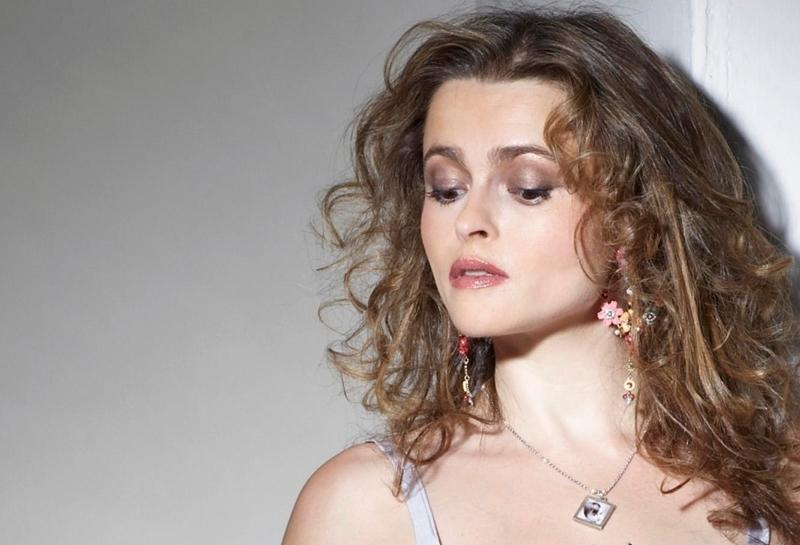 Helena Bonham Carter Boards SUFFRAGETTE Helena Bonham Carter