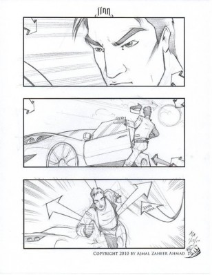 JINN Movie Concept Art 02