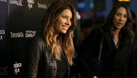 Jessica Biel at THE TRUTH ABOUT EMANUEL Movie Premiere in Hollywood