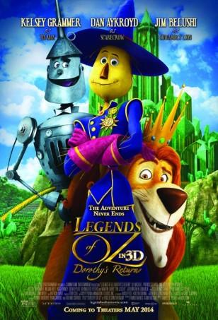 Legends of Oz Dorothy's Return Poster 03