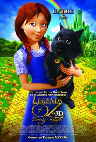 Legends of Oz Dorothy's Return Poster 04