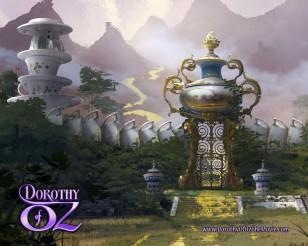 Legends of Oz Dorothy's Return Wallpaper 03