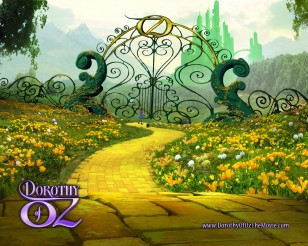Legends of Oz Dorothy's Return Wallpaper 04