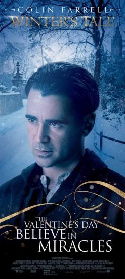 WINTER'S TALE Banner Colin Farrell