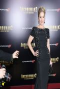 Christina Applegate at ANCHORMAN: THE LEGEND CONTINUES Premiere in New York City