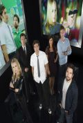 CHUCK Season 2 Promoshoot Featuring Yvonne Strahovski