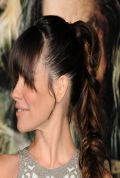 Evangeline Lilly on Red Carpet - THE HOBBIT: THE DESOLATION OF SMAUG Premiere in Hollywood