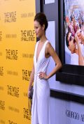 Jamie Chung at THE WOLF OF WALL STREET Movie Premiere in New York City