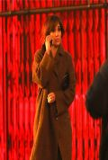 Jennifer Lopez on the Set of  THE BOY NEXT DOOR in Los Angeles - December 2013