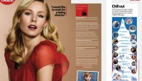 Kristen Bell - TOTAL FILM Magazine - January 2014 Issue