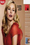 Kristen Bell - TOTAL FILM Magazine - January 2014 Issue