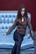 Lara Jean Chorostecki - HANNIBAL Season 1 Promoshoot