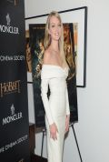 Lindsay Ellingson - THE HOBBIT: THE DESOLATION OF SMAUG Screening in New York City