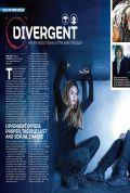 Shailene Woodley - TOTAL FILM Magazine - January 2014 Issue