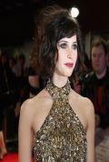 Felicity Jones on Red Carpet - THE INVISIBLE WOMAN Premiere in London