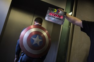 CAPTAIN AMERICA THE WINTER SOLDIER Image 01