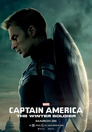CAPTAIN AMERICA THE WINTER SOLDIER Poster 04