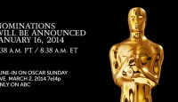 Oscar nominations 2014 live video stream