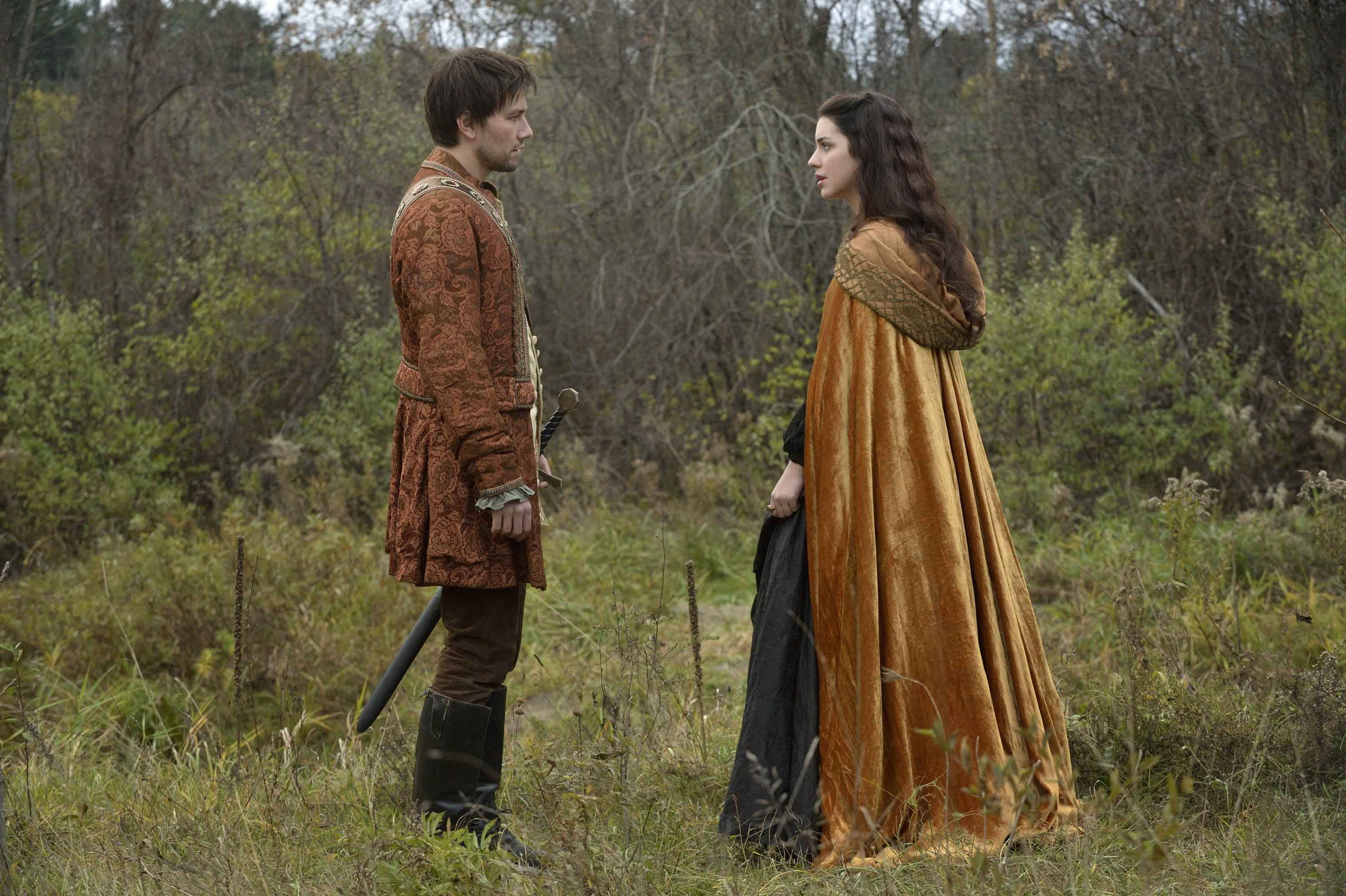 REIGN Photos and Clip from Sacrifice 1.10 - MovieProNews